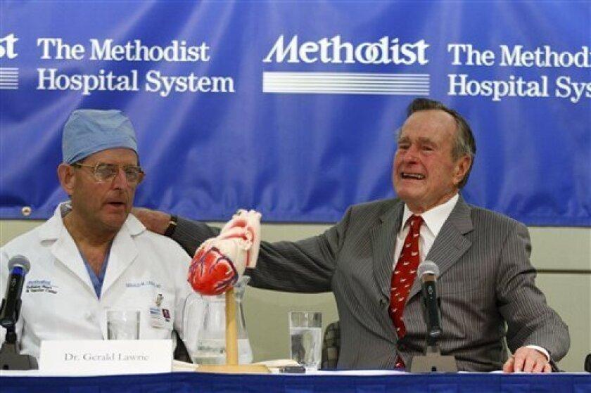 Barbara Bush Craft Fair 2020.Barbara Bush In Good Condition After Heart Surgery The San
