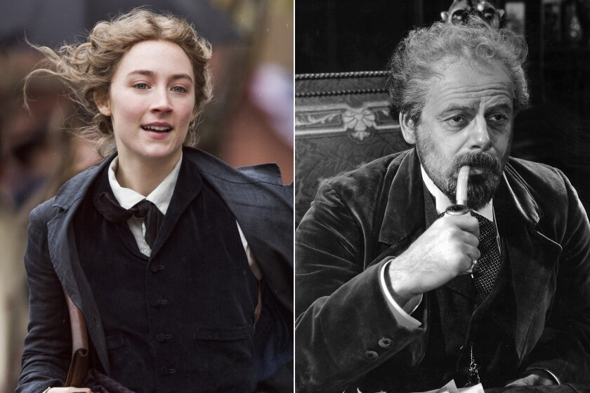 'Little Women' and 'Emile Zola'