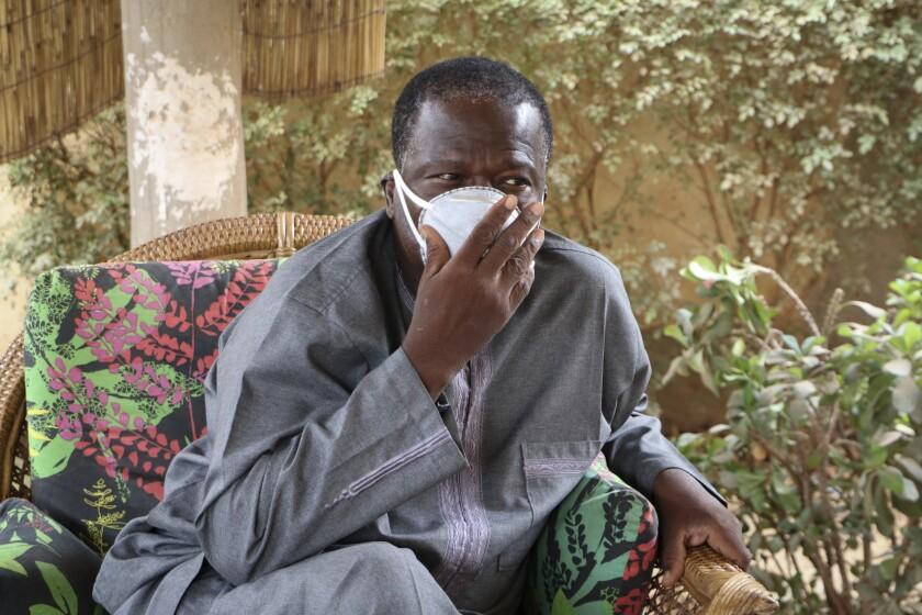 Virus Outbreak Burkina Faso Challenges