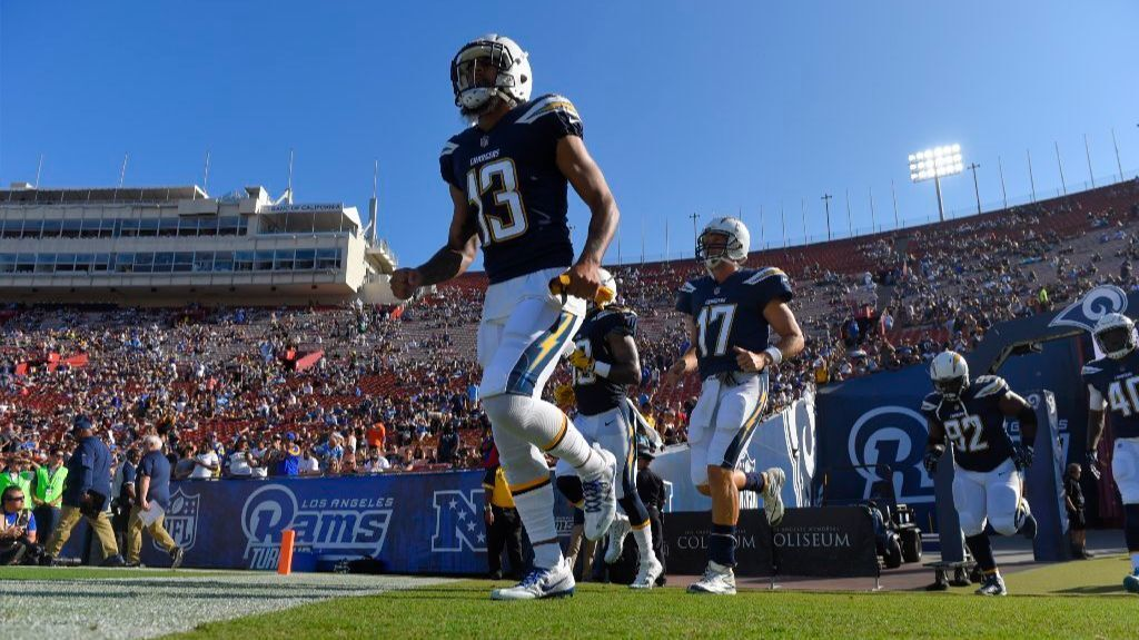 f20b797f Keenan Allen might be the best receiver off the line, but the ...