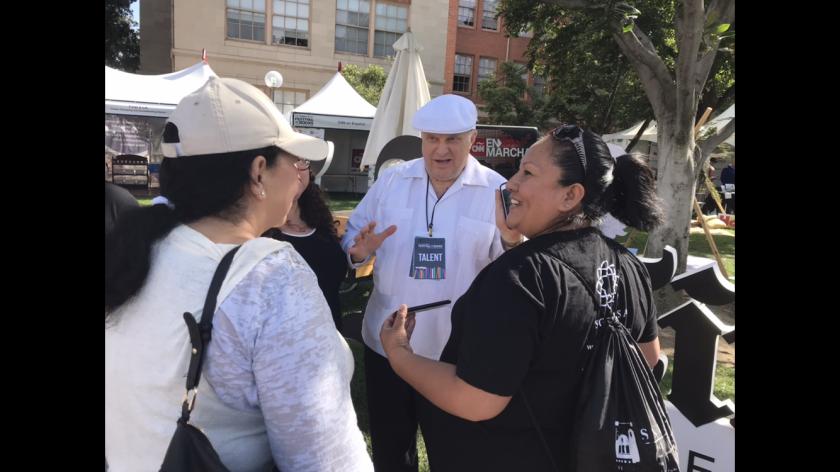 De Neruda a Paz…. Gregorio Luke despierta la chispa de la curiosidad en el Festival del Libro