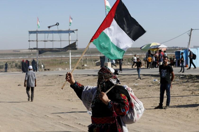 Gaza Protests Backlash