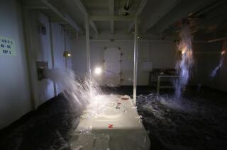 Damage control: saving warships worldwide