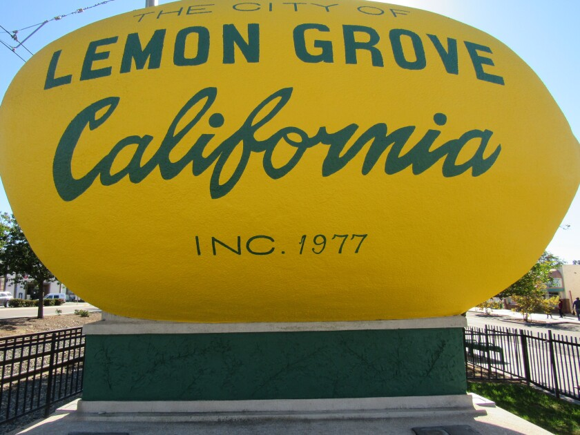 A group of residents is looking to help Lemon Grove raise nearly $3 million through a new sales tax that would go on the March 2020 ballot.