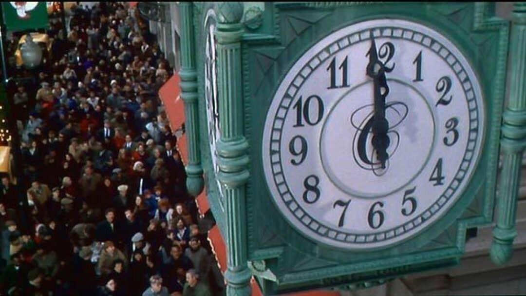 'The Clock'