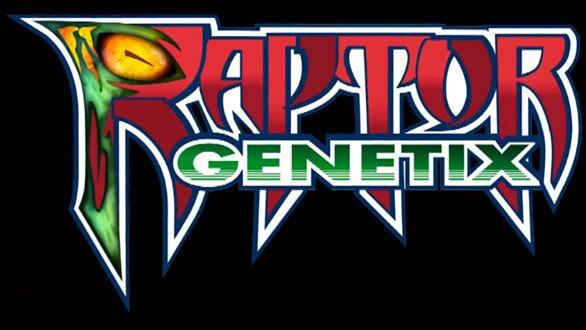 13) Gardaland - Raptor: Genetix