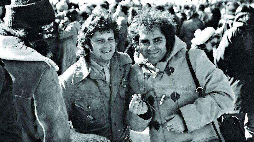 Paul Krassner, Jerry Rubin