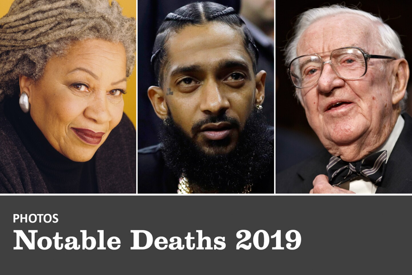 Notable deaths 2019