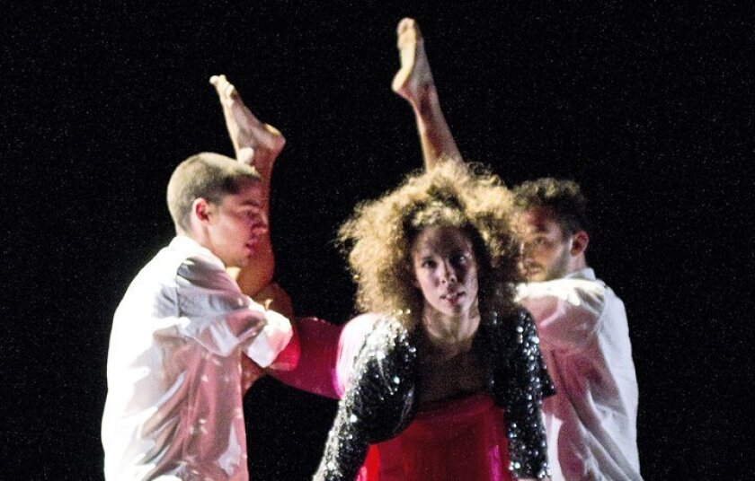 Gallim Dance Company will perform twice this weekend at the Old Town Temecula Community Theater.