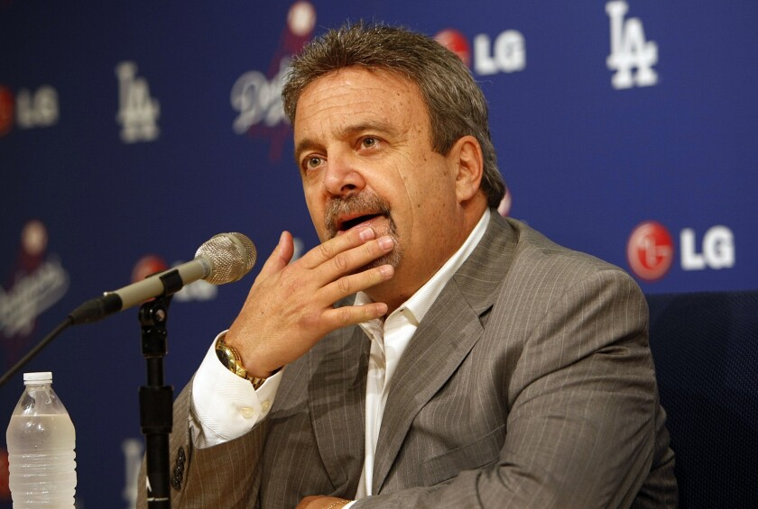 Dodgers Manager Ned Colletti could be on his way out after the team's disappointing exit from the postseason.