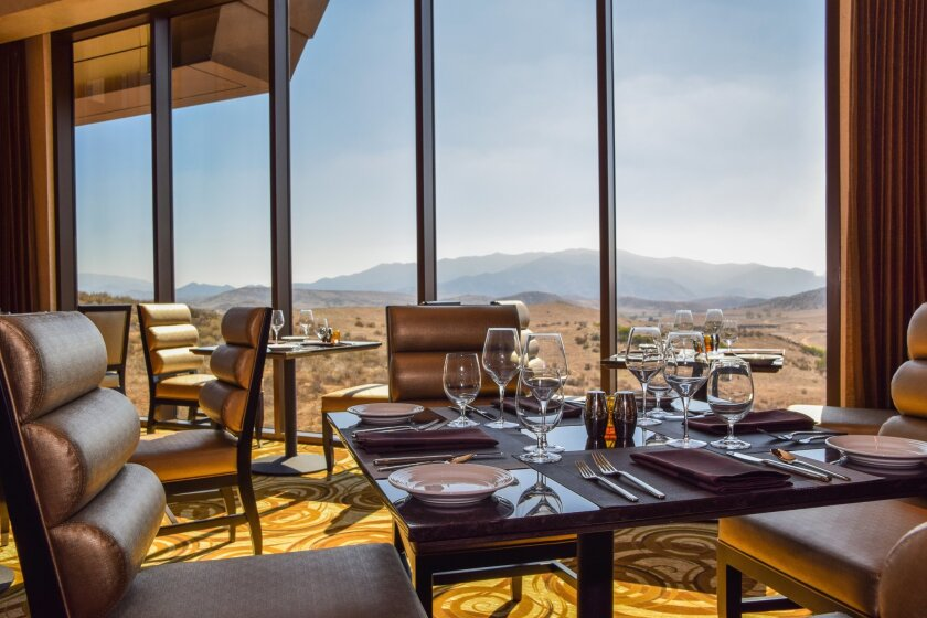 The elegant Prime Cut steakhouse at Jamul Casino will be the setting for a special Sunday lobster brunch featuring iconic chef Jeremiah Tower.