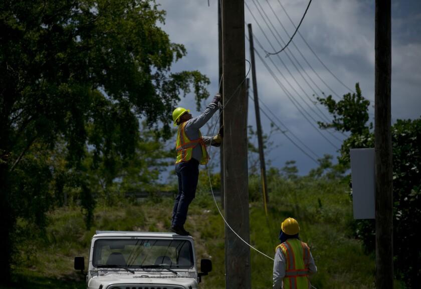 Puerto Rico Hurricane Season