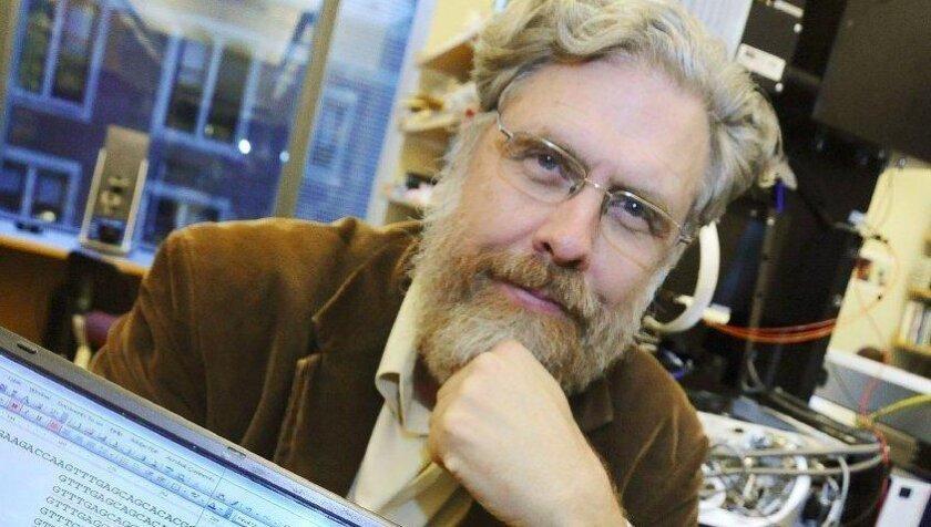 Geneticist George Church