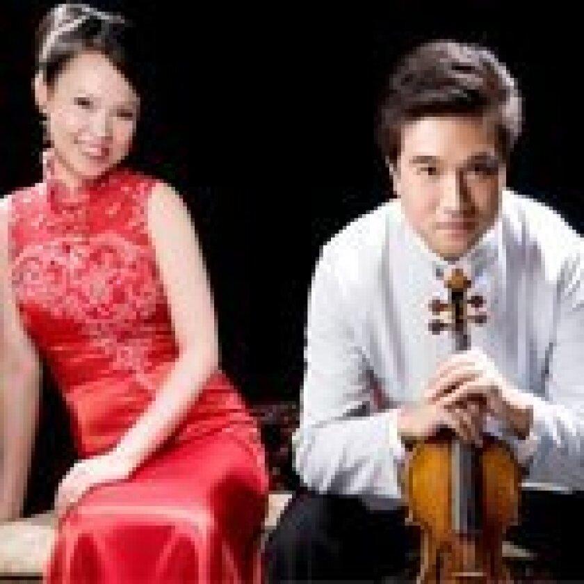 Yang and Olivia Liu