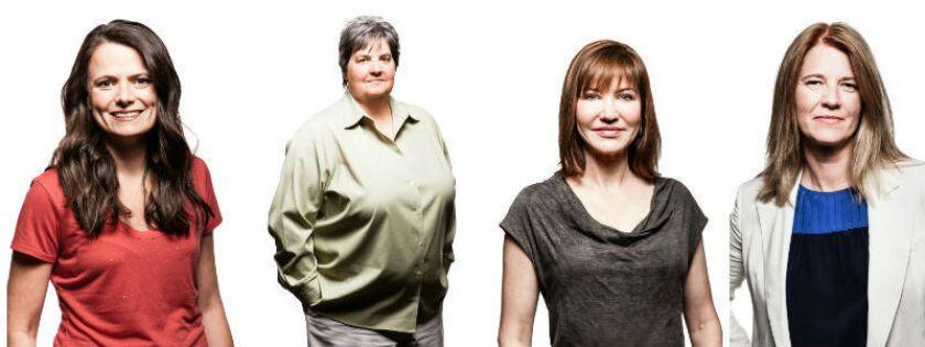 Women execs are prominent in Microsoft overhaul