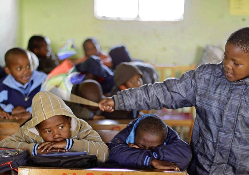 Education experts lament South Africa test results