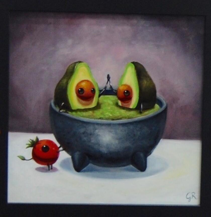 Art of Avocado Cometition