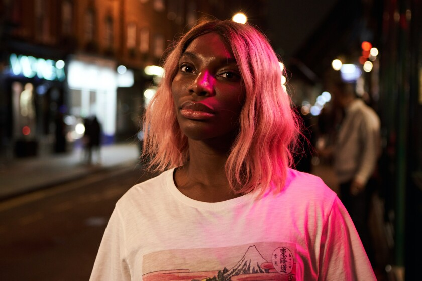 """Michaela Coel in """"I May Destroy You."""" Credit: HBO"""