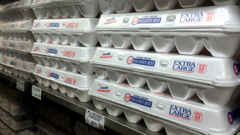 Consumers won't be able to buy polystyrene kiddie floats, egg cartons or coolers in San Francisco after supervisors approved what environmentalists are calling the most comprehensive ban in the country on the cheap insulating foam.