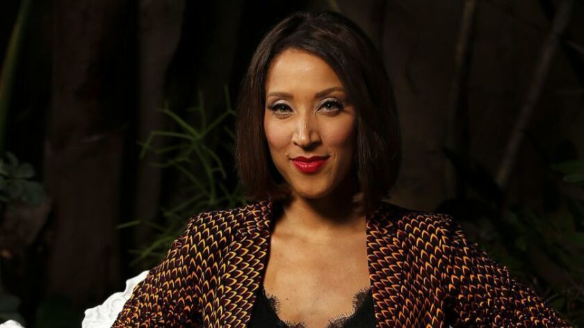 """BET has canceled the late-night series """"The Rundown with Robin Thede."""""""