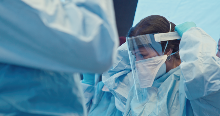 """""""Pandemic: How to Prevent an Outbreak"""" is now streaming on Netflix."""