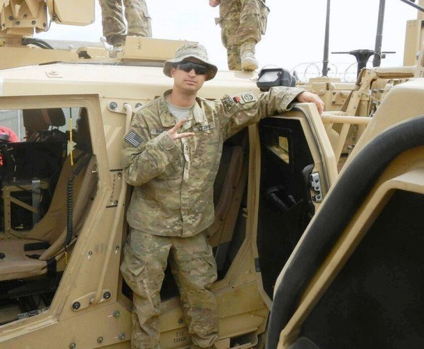 """Army Spc. Chase Marta was """"the guy you can go to for anything,"""" said Taylor Silva, his fiancee and high school sweetheart."""