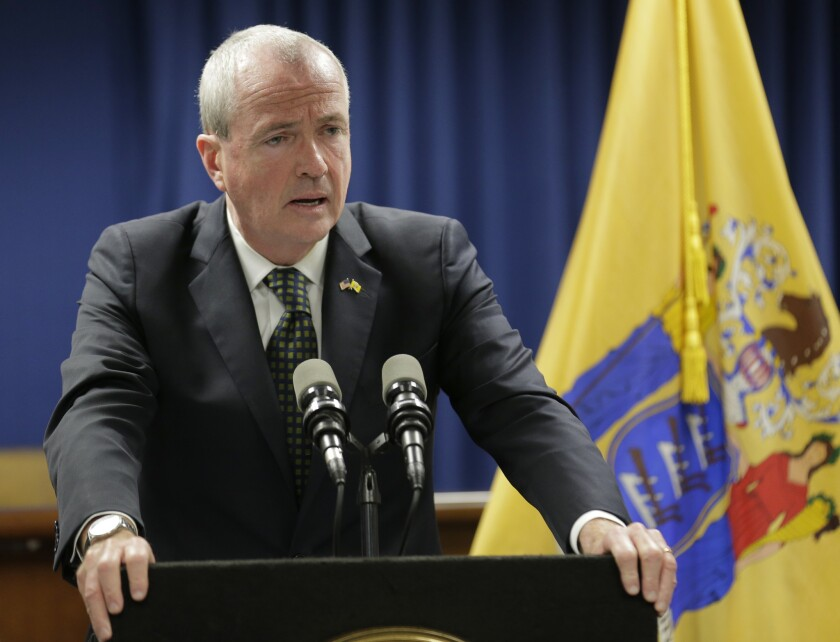 New Jersey Gov. Phil Murphy, speaking at a press conference Monday ,said he's launching an investigation into the hiring of a former campaign aide accused of sexual assault.