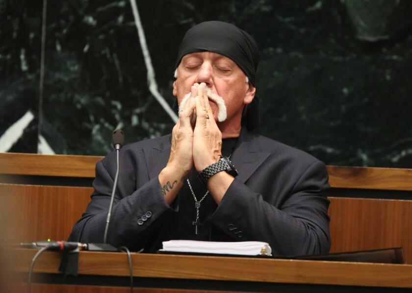 Hulk Hogan, aka Terry Bollea