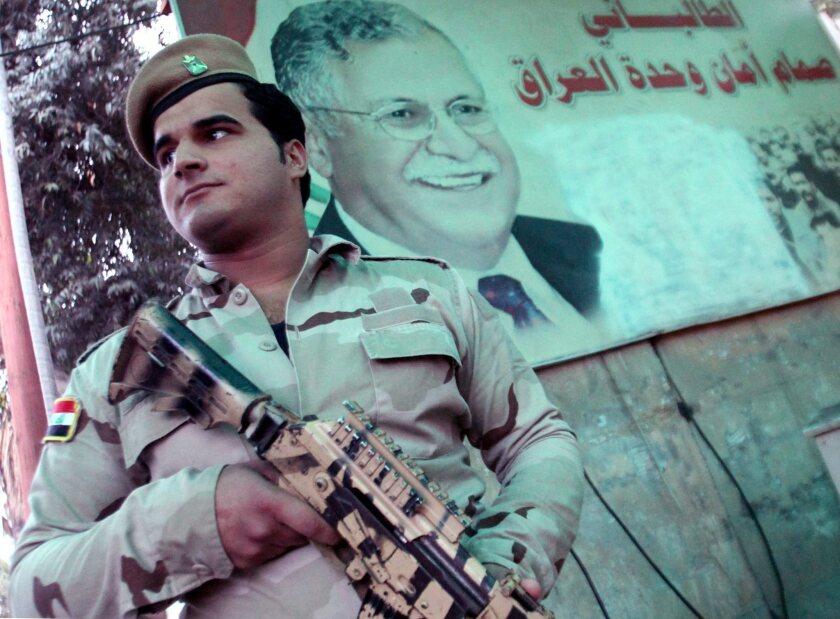 Statehood for Kurds?