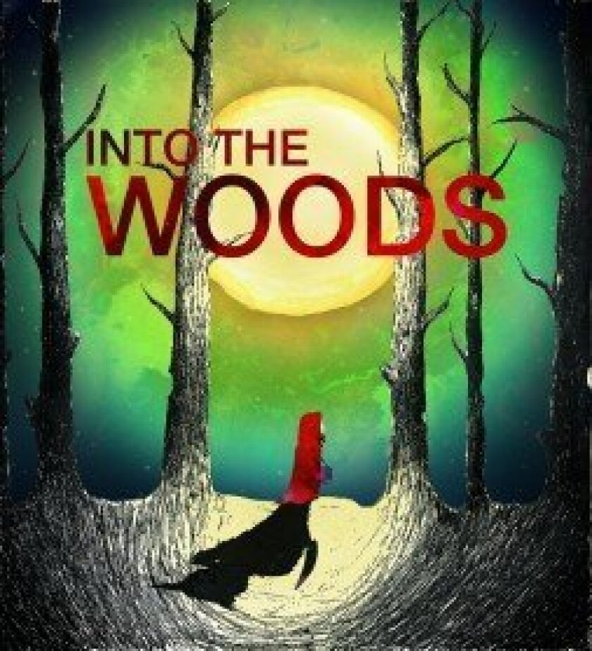 Cutline 1 - Into the Woods - advance
