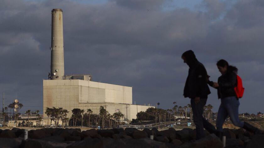 Encina Power Station