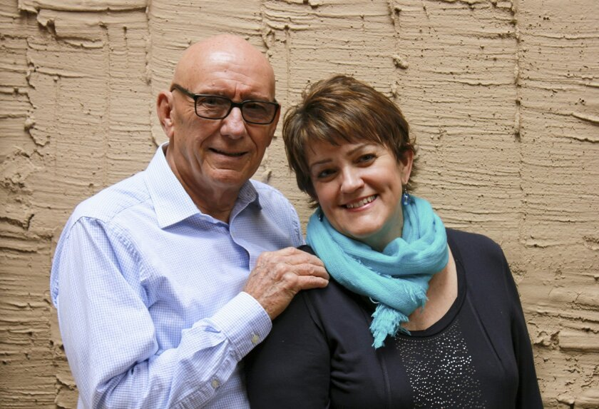 Mike Wofford and Holly Hofmann. Courtesy