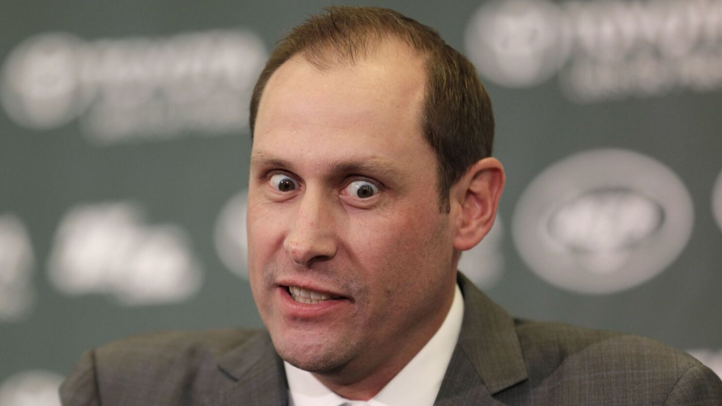 Adam Gase simply appears uncomfortable in certain situations - The San  Diego Union-Tribune