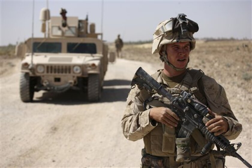 White House: US won't pull out of Afghanistan - The San
