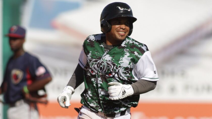 Cuban outfielder Yuniet Flores started his career in the United States in 2017 at high Single-A Lake Elsinore, the Padres' minor league affiliate in the California League.