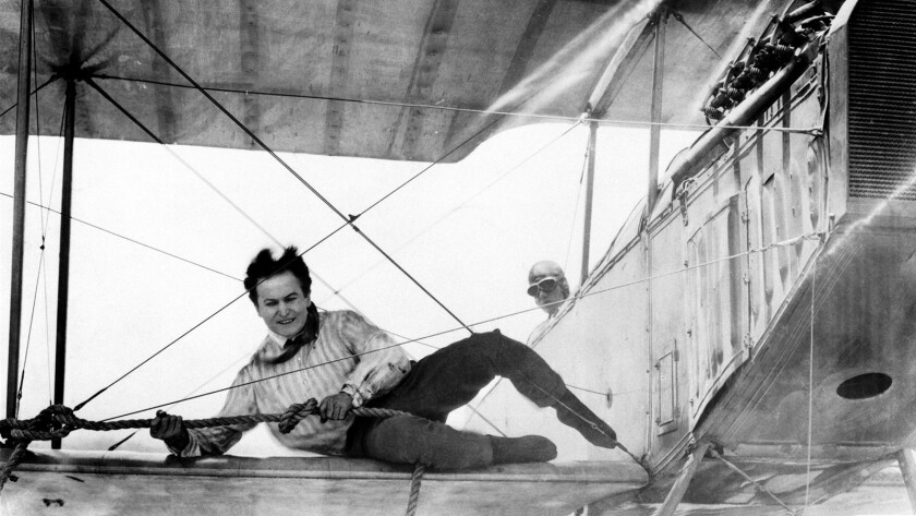 Classic Hollywood: Once thought lost, Harry Houdini's 'Grim Game' film reappears