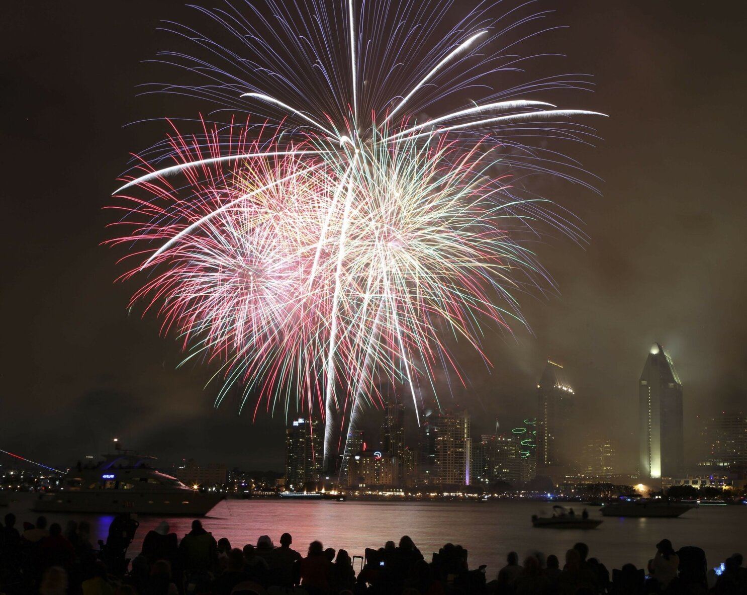 d2116615 Where to see fireworks in San Diego this July 4 - The San Diego ...