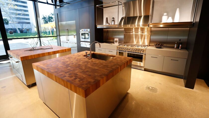 COSTA MESA, CALIF. -- TUESDAY, FEBRUARY 13, 2018: Private tour of the new Fisher-Paykel Experience