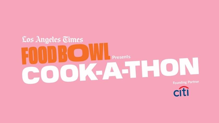 LA Times Cook-a-thon
