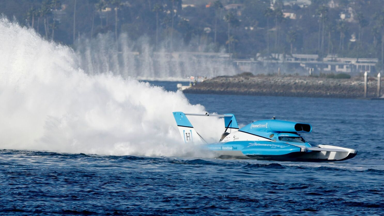 San Diego Bayfair powerboat races will be roaring across Mission Bay