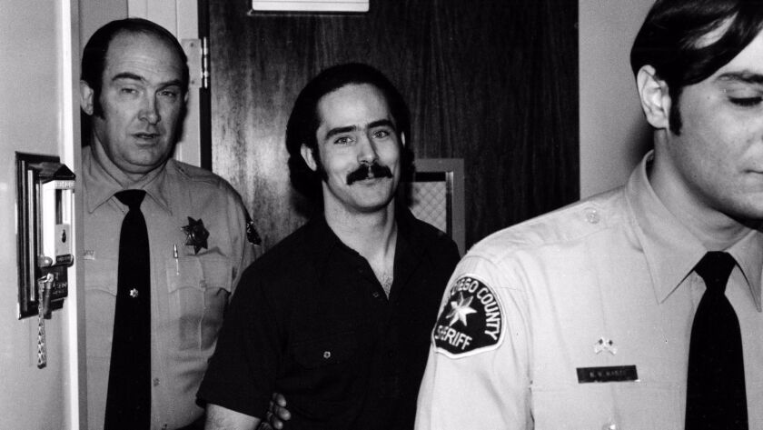03.06.1979 -- Deputies in San Diego lead Robert Alton Harris from courtroom in 1979 after he was con