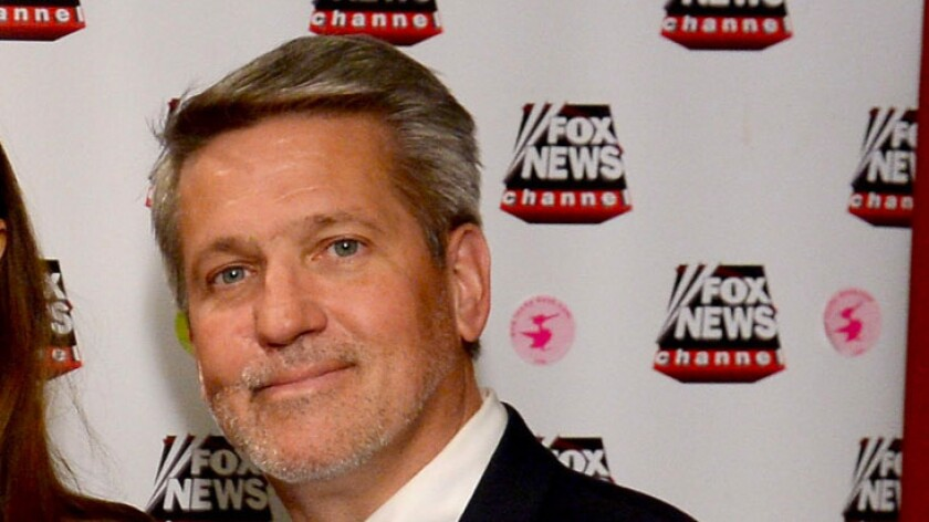 Fox News co-presidents Bill Shine, seen here in 2014, and Jack Abernethy will remain in their leadership roles at the channel.