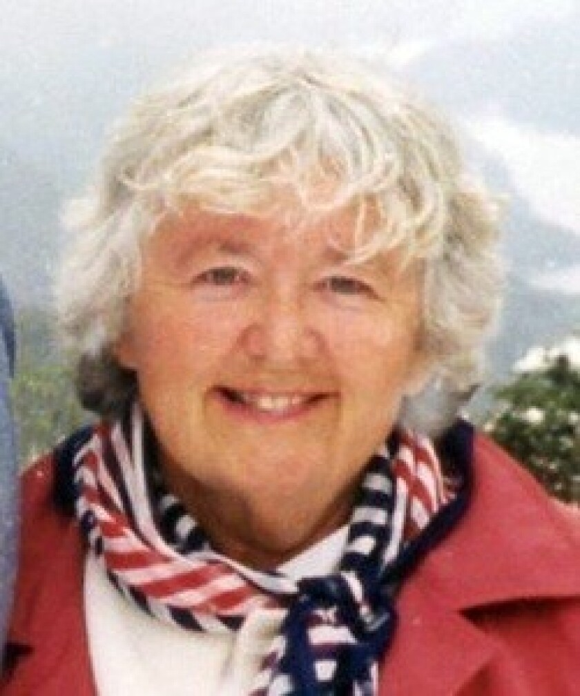 Ida Margaret McRonald (nee Magness)