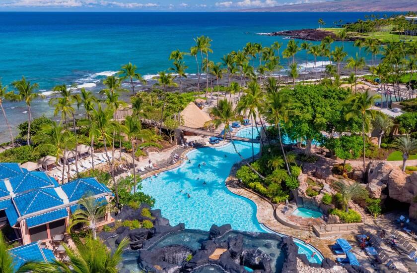 The Hilton Waikoloa Village on Hawaii's Big Island has an all-inclusive deal for Union-Tribune readers.