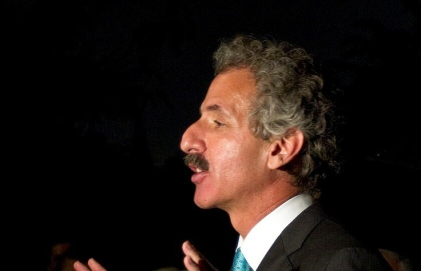 "Los Angeles City Atty. Mike Feuer, who introduced the legislation while serving in the state Assembly, called the gun lobby's objections ""baloney."""