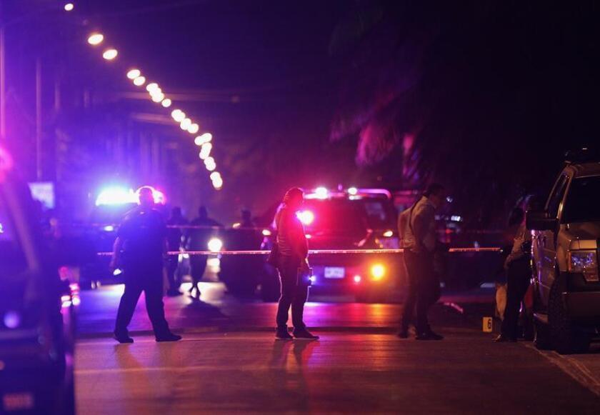Un saldo de cinco personas muertas dejó este sábado una balacera ocurrida en un bar ubicado en el Estado de México, informaron hoy fuentes de la Fiscalía General de Justicia de la entidad. EFE/Archivo
