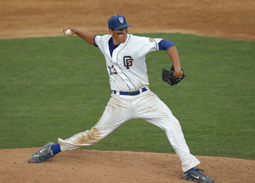 Grossmont senior Joe Musgrove was drafted by Toronto Blue Jays.