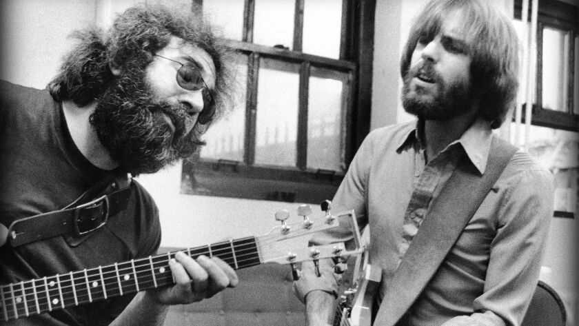 California Journal: Deadheads aren't the only ones who'll enjoy this 'Long Strange Trip'
