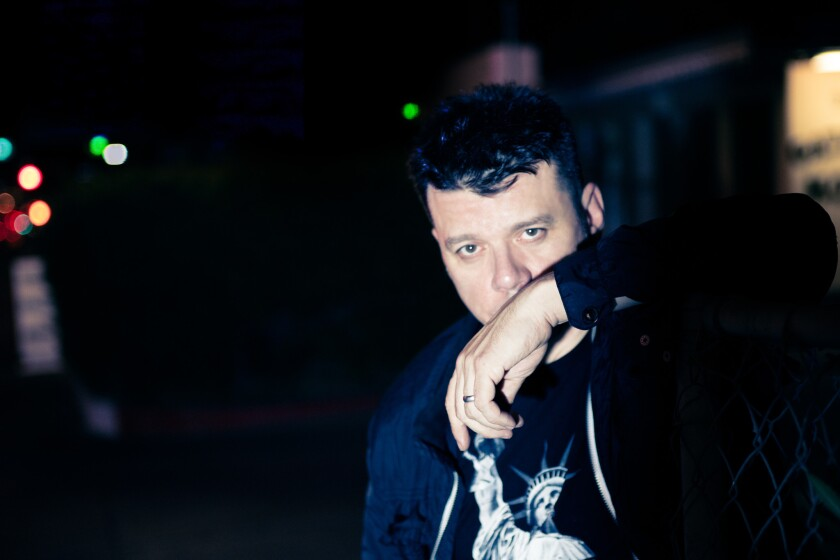 Scott Kirkland of The Crystal Method