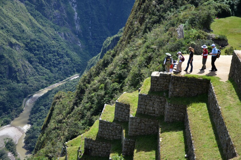 Several tour operators are cutting prices to places such as Machu Picchu in Peru as part of their Black Friday/Cyber Monday sales.